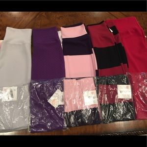 LuLaRoe Cassie Skirts brand new Varios XS to XL